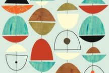 Mid-Century Modern Style - Christopher Knight Home Collection / Think 50's - 60's Mad Men