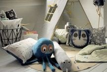 Decor Ideas for Kids Rooms / Design ideas for the modern kids room, playroom and house.