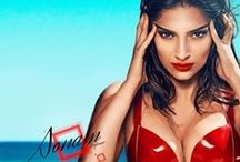 Sonam kapoor Hot Wallpapers / Download Latest Hot HD Wallpapers of Sexy Bollywood Actress Sonam Kapoor Exclusively at zoomtollybolly.com