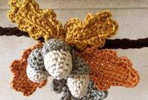 pletení háčkování