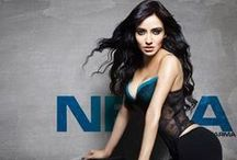 Neha Sharma Latest Hot Wallpapers / Download Latest New Neha Sharma Hot HD Wallpapers for Desktop Exclusively at Zoomtollybolly.com