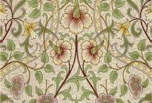 """Art Nouveau """"Icons"""" / Morris, Mackintosh, Stickley, Jekyll, Crane & more......"""
