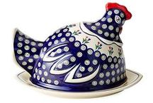 Design - Polish Pottery / I adore their things!