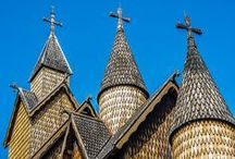 Buildings - Religious Buildings / ... for their beauty .....