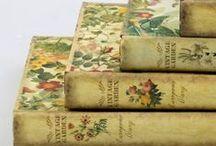 Books old - Garden & Nature