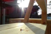 kayyi custom furniture / inspiration for create something from recycle wood.