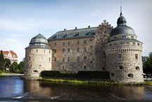 Buildings - Castles Scandinavia