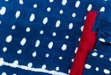 Sélection Indigo / Nos coups de coeur autour de la couleur Indigo, des bleus et de la teinte végétale indigo !