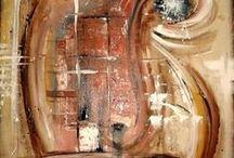 My acrylic paintings / my acrylic paintings :)
