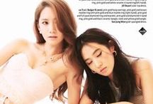 Snsd on Magazines