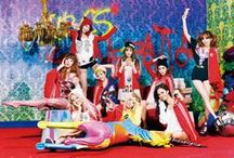 Girls generation single/album