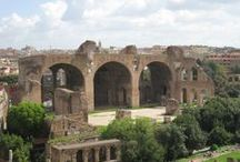 H: Intact Roman  / Late Roman / early Christian interiors and structures existing today.