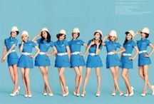 Girls Generation Japan Album/Single