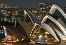Iconic Architecture / Architectural masterpieces from around the world.