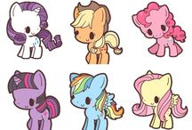 I love mlp fim / Yes I am a Pegasister...I like being called Brony  / by CreativeCynder5