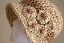 Hats - flowers, fruits, bows / mfernandafs adlı kullanıcıdan
