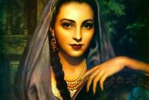 JESUS HELGUERA, Pintor e Ilustrador Mexicano, el Pintor de la Identidad MEXICANA.