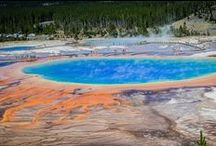 Yellowstone Inspiration / You'll never need an excuse to visit Yellowstone, just a bit of inspiration.