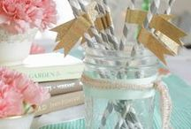 PARTY IDEAS / Get inspired with us: Collection of entertaining ideas to throw a perfect party!