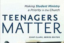 Youth ministry books