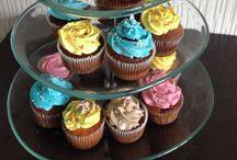 Капкейки на заказ / Клубничные, шоколадные, ванильные, малиновые, лимонные, ягодные капкейки на заказ