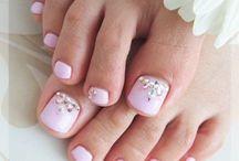 toe nails & feet nail art design galery by nded.com / toe nails and feet nail art design galery by nded.com