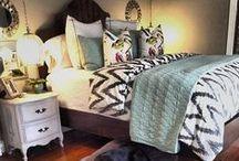 Master Bedroom Inspiration / by Meg Ochoa