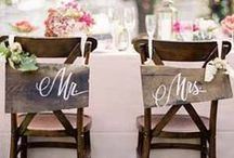 wedding inspiration - garden