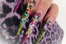 acrylic nails & artificial nails gallery / acrylic nails and artificial nails gallery for beautiful fingernails