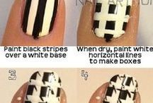 how to do nail art designs? / how to do nail art designs?