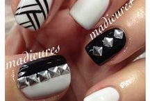 nail art studs & spikes nails gallery by nded / nail art studs & spikes nails gallery by nded