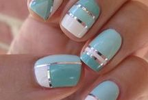 stripes nail art tutorial & videos by nded / stripes nail art tutorial & videos by nded