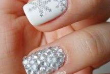 flakes nail art gallery by nded / flakes nail art gallery by nded