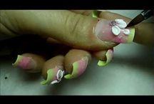acrylic nails tutorial & videos by nded / acrylic nails tutorial & videos by nded