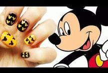 mouse nail art tutorial & videos by nded / mouse nail art tutorial & videos by nded