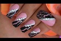 crackle nail polish & nail art gallery by nded / crackle nail polish & nail art gallery by nded
