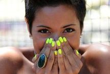 yellow nail art gallery & videos by nded / yellow nail art gallery & videos by nded