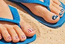 pedicure tutorial & videos by nded / pedicure tutorial & videos by nded