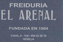 Freiduría El Arenal / Imágenes, enlaces y noticias