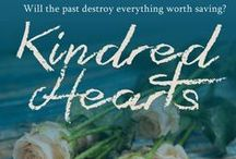 Kindred Hearts / An edgy, contemporary romance novel set in London; the tale of Tasha, a woman seduced by the twins from her childhood; Sebastian and Celeste. But they are darkness and light, and beneath their glamorous lifestyle lies an undercurrent of loss and loneliness, which threatens to twist love into obsession. Will the past destroy everything worth saving? A full-length, standalone novel published by Accent Press, and currently available to download from Amazon
