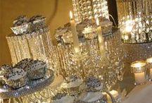 wedding inspiration - crystal