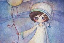 Illustrations!!