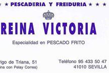 F. Reina Victoria / La Freiduria de Triana