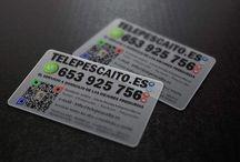 Campañas Telepescaito.es / Muestras de creatividad