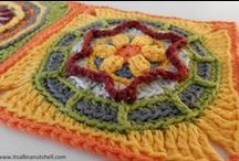 Circles of the Sun Overlay Crochet Along / Circles of the Sun crochet along by LillaBjorn Crochet