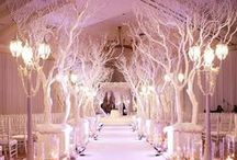 wedding inspiration - winter