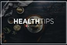 Health Tips For Women / In this board we share the best health tips for women, be sure to click follow!