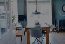 PROJECT STEIGERDIJK / Mooie ingerichte keuken in een scandinavische stijl.