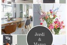 PROJECT STIGTERHOF / Interieuradvies voor Jordi en Marco