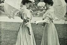 Victorian Vintage fashion